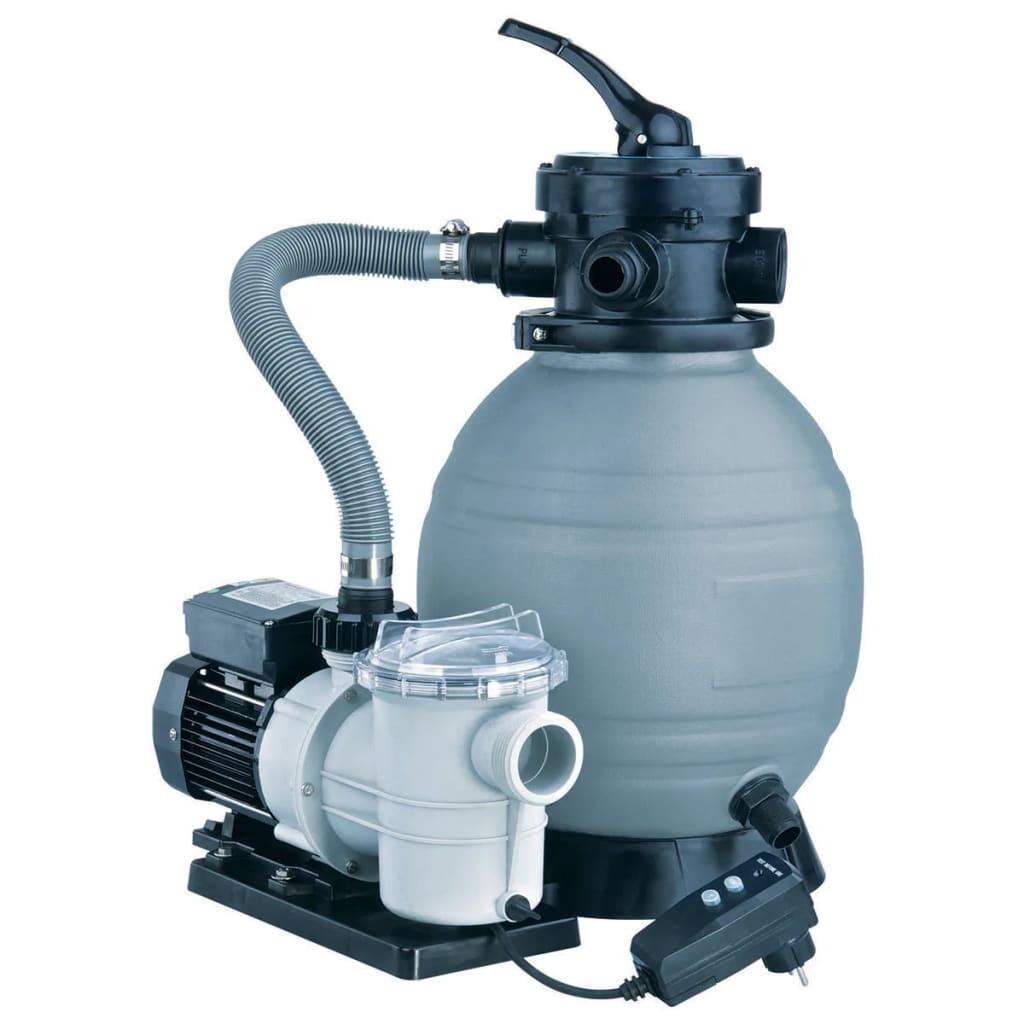 Ubbink pool filter set 300 incl pump tp 25 for Pool filterpumpe obi