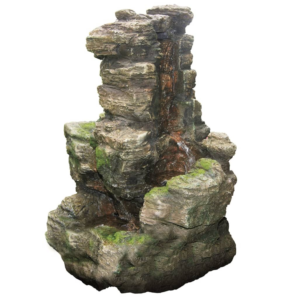 De ubbink acqua arte chios waterval heeft een natuurlijk ontwerp en zal een decoratieve aanvulling zijn in uw ...