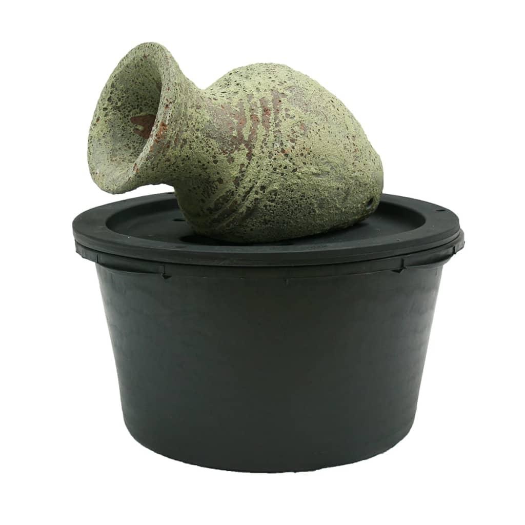 Set fuente de agua para jard n ubbink larissa 1308305 for Fuentes de agua de jardin
