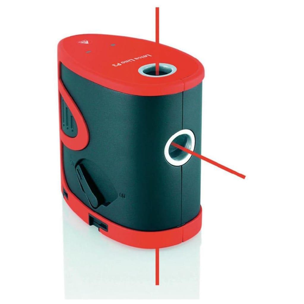 Nivel con l ser de 3 puntos leica lino p3 tienda online - Nivel con laser ...