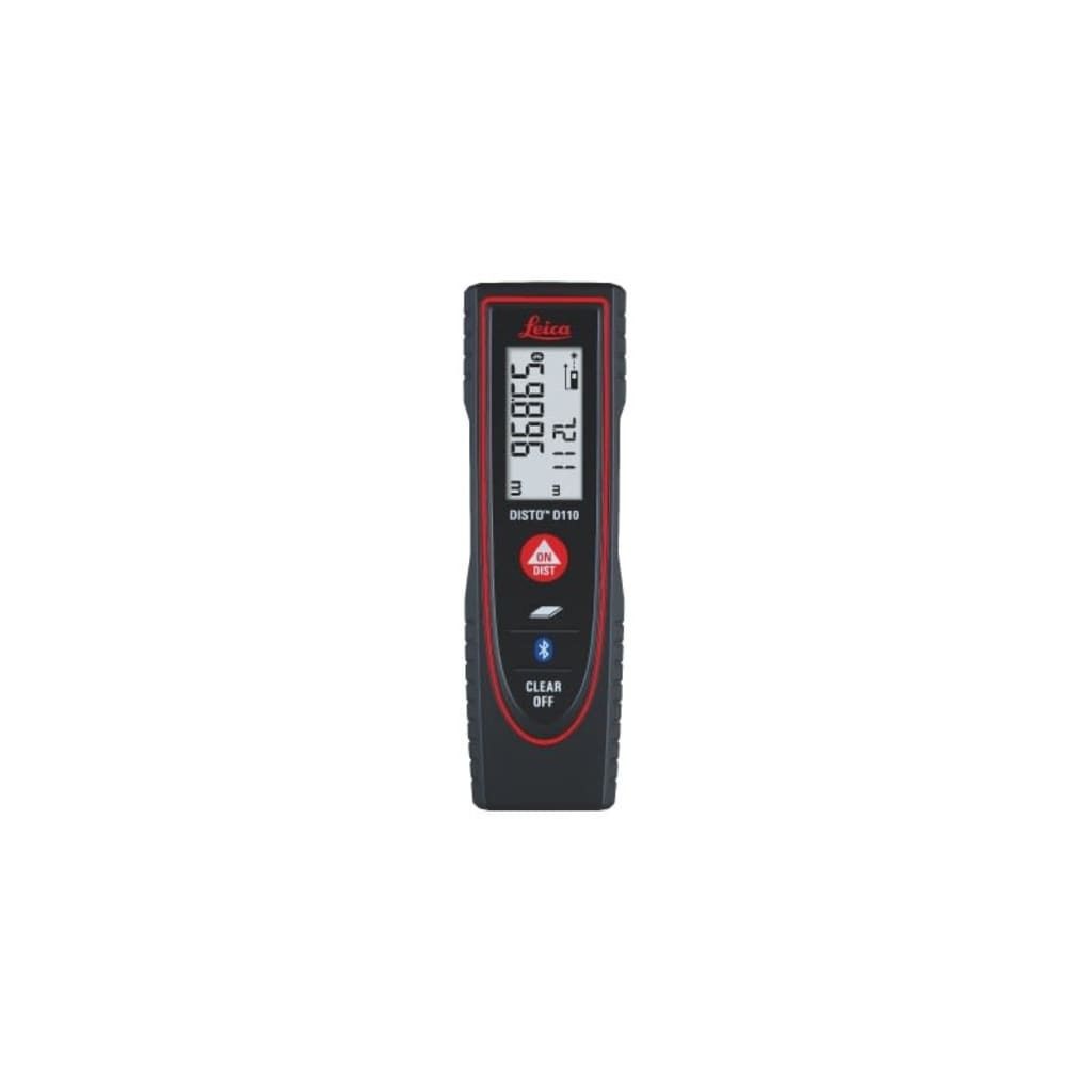 Leica laser distance measurer disto d110 - Laser mesure distance ...