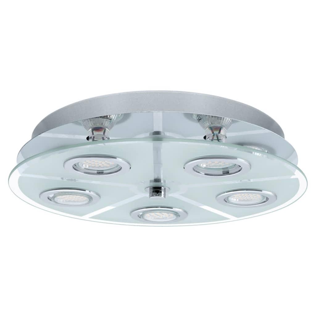 eglo led ceiling lamp cabo round 13552. Black Bedroom Furniture Sets. Home Design Ideas