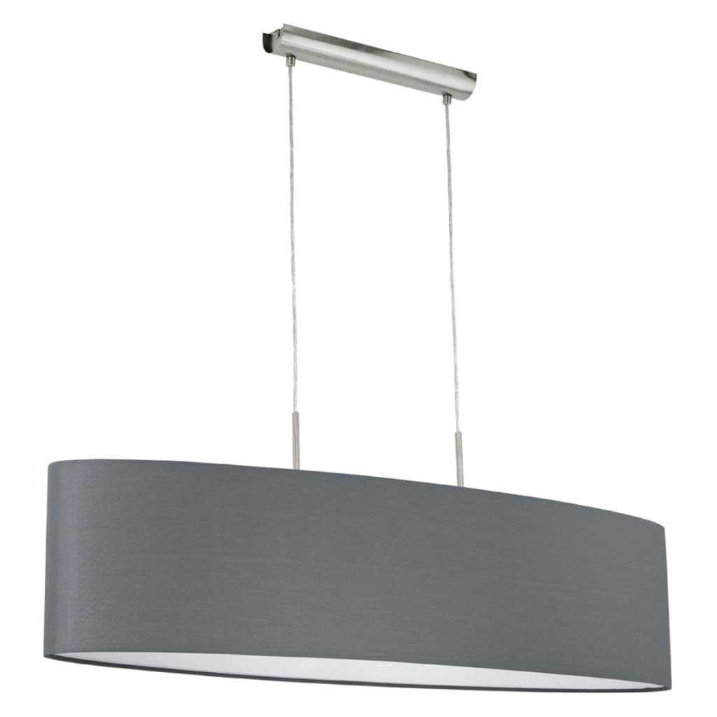 EGLO 31586 Pasteri függő lámpa szürke