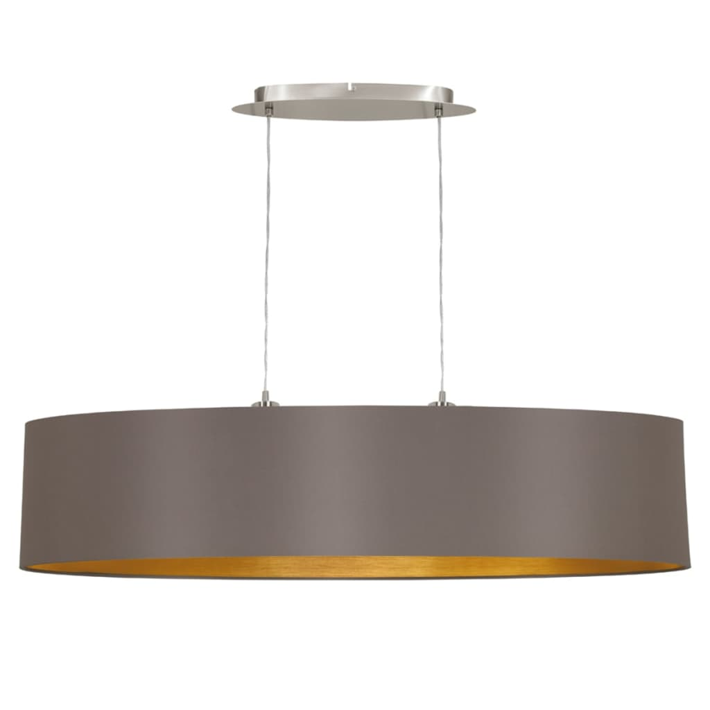 EGLO Maserlo 31619 függő lámpa 100 cm cappuccino színű