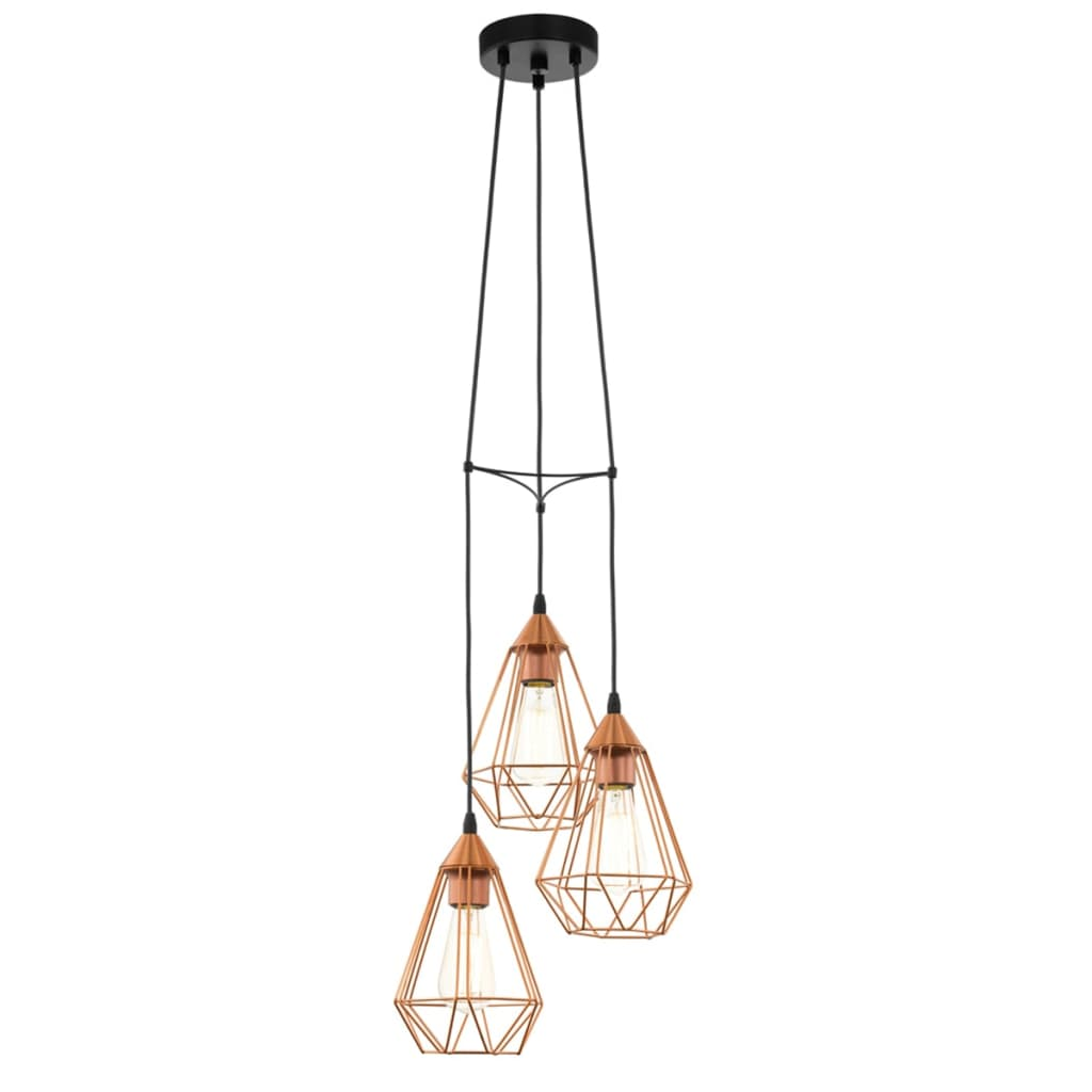 EGLO Tarbes 94196 függő lámpa réz szín