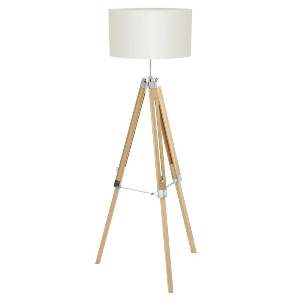 Staande lamp met houten voet vergelijken kopen tot 70 korting - Houten drie voet lamp ...