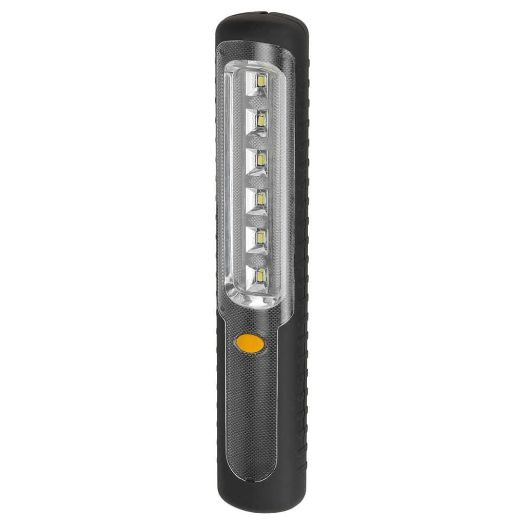 Brennenstuhl omladdnigsbar LED handlampa HL DA 6 DM2H ii78590