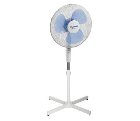 Bestron aft45sw ventilatore da terra 45 cm 40 w bianco - Ventilatore da terra ...