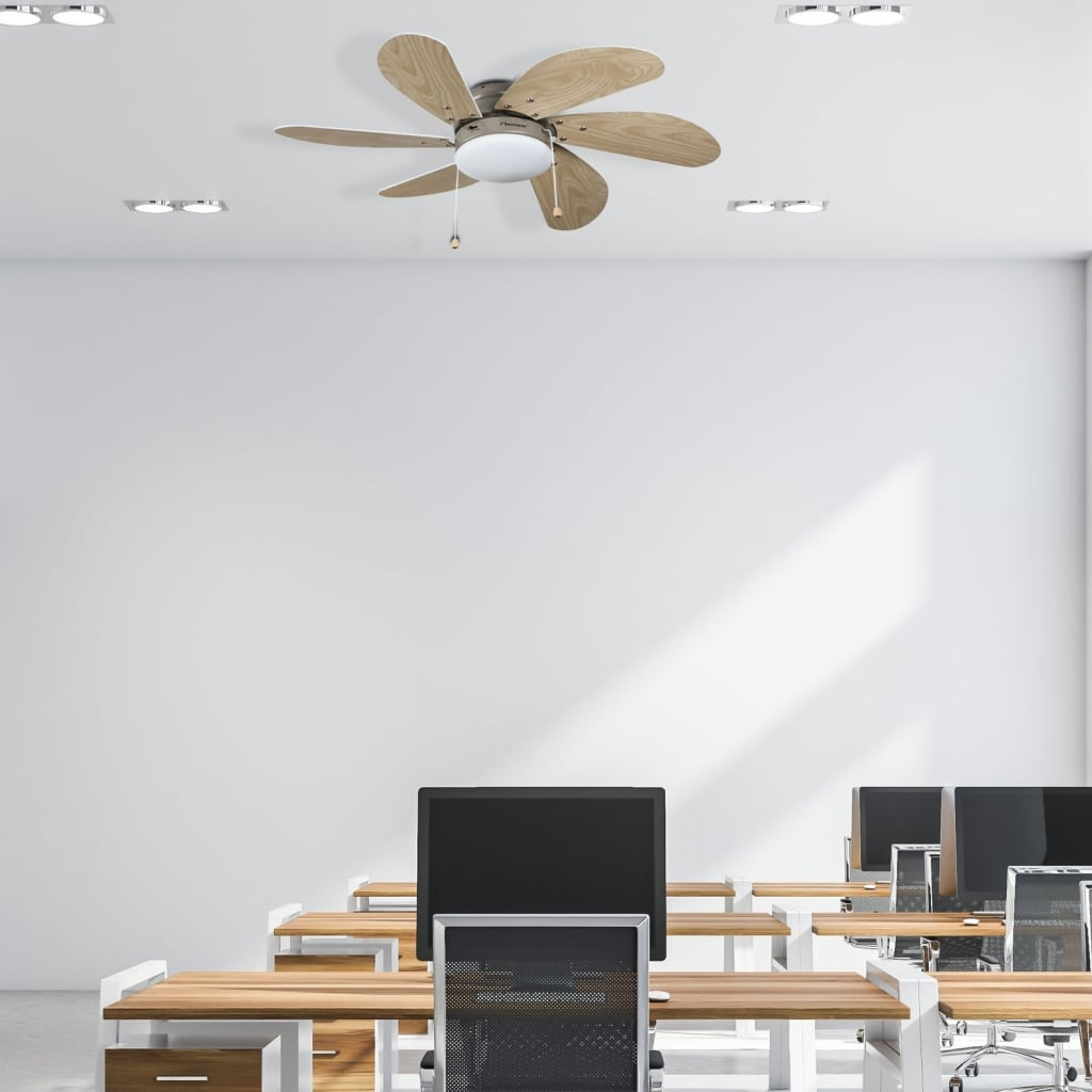 bestron stropni ventilator javor bijeli 76 cm 60 w dc30t. Black Bedroom Furniture Sets. Home Design Ideas
