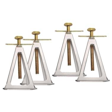 la boutique en ligne jeu de chandelle de levage en aluminium proplus 4 pcs. Black Bedroom Furniture Sets. Home Design Ideas