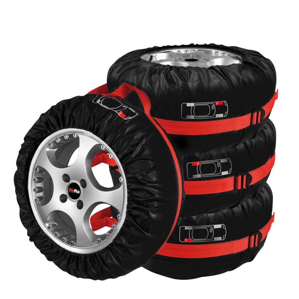 Housse de protection pour pneus de roue de secours pour pneus 135//80R18