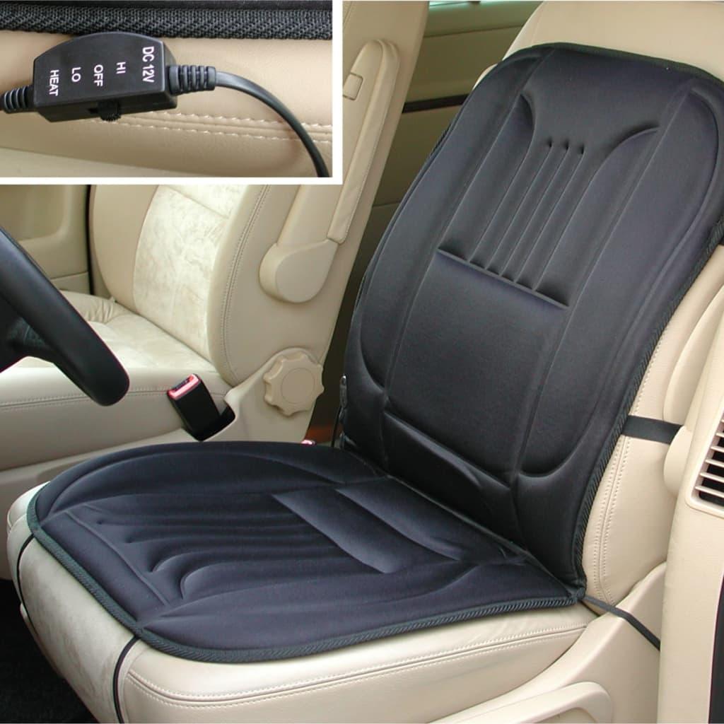 acheter coussin chauffant pour si ge de voiture 12 v proplus deluxe pas cher. Black Bedroom Furniture Sets. Home Design Ideas