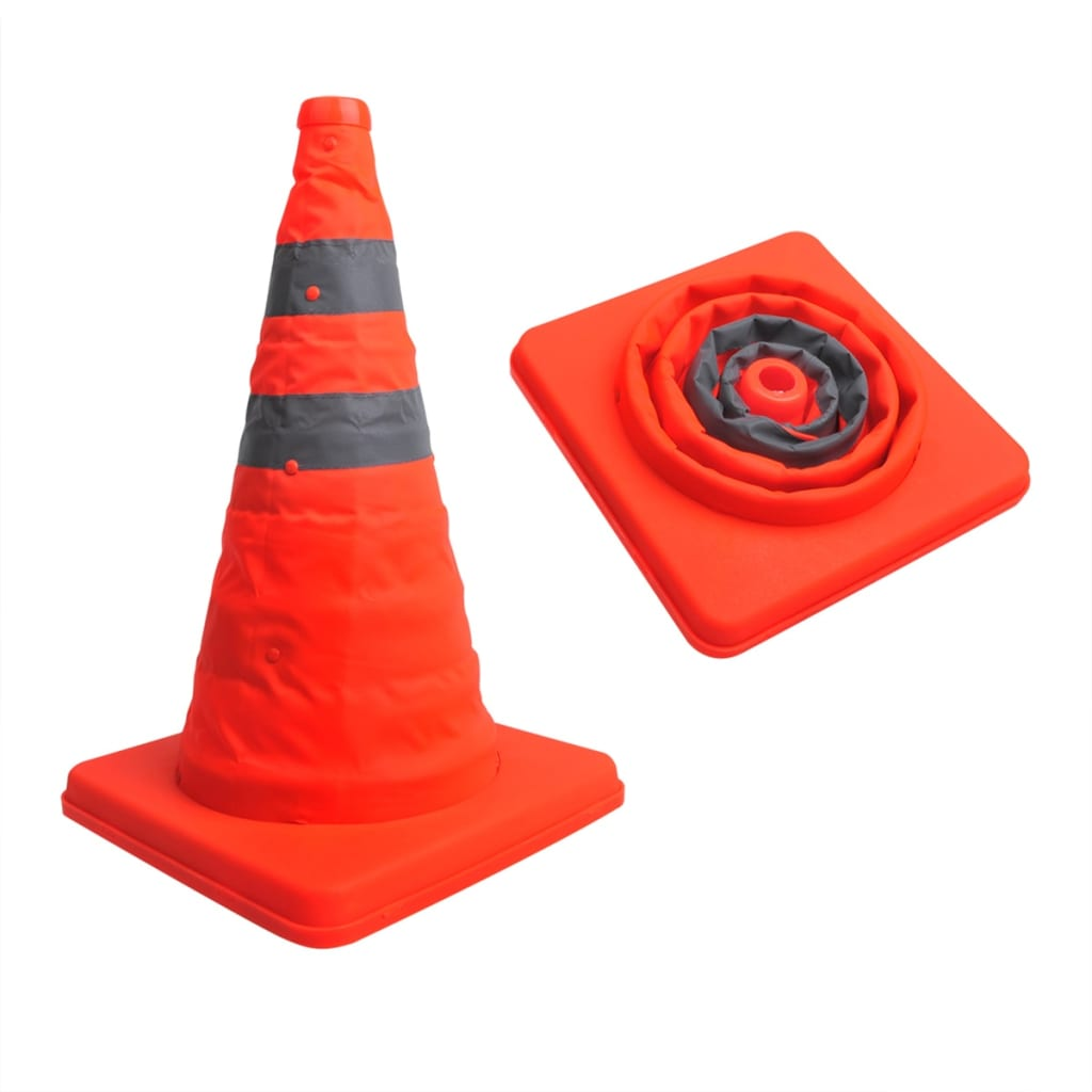 Proplus collapsible safety cone 540320 - Cone de lubeck ...