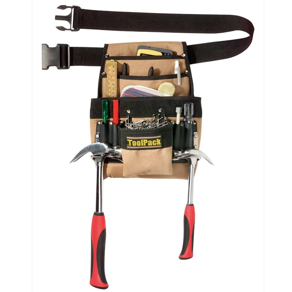 Toolpack Höftväska för verktyg Twin-Loop 360.055
