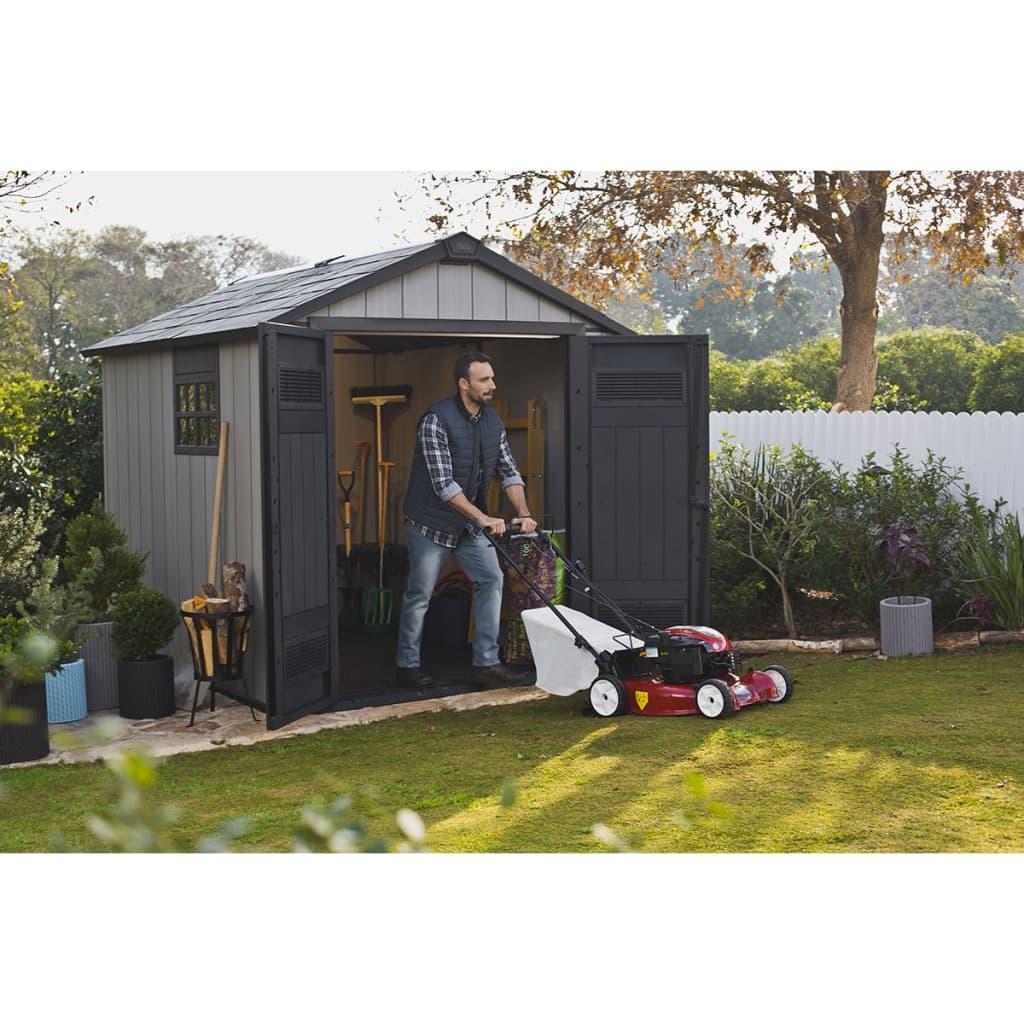 Acheter keter abri de jardin oakland 759 226433 pas cher for Abri jardin solde