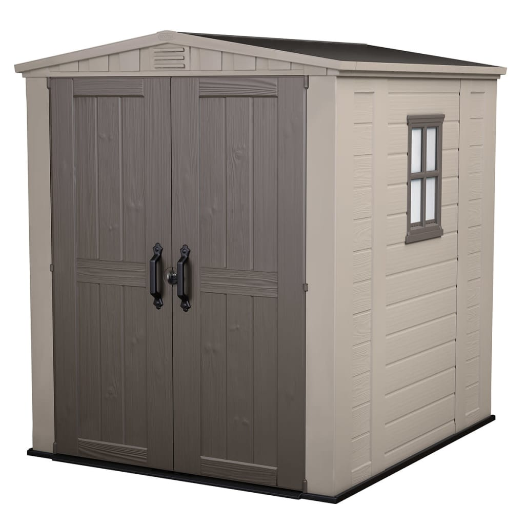 keter storage shed factor 6x6 17197898