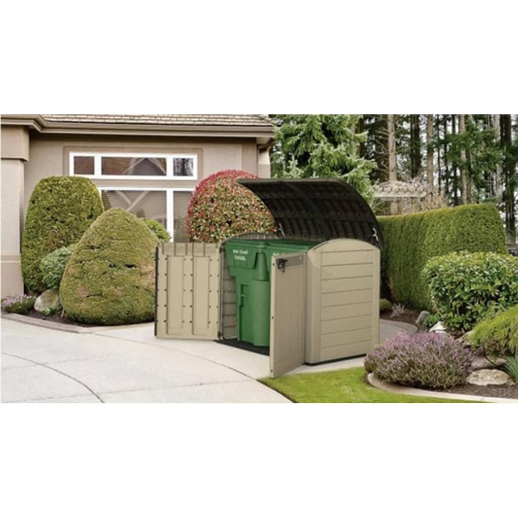acheter keter coffre de jardin store it out ultra 217569 pas cher. Black Bedroom Furniture Sets. Home Design Ideas