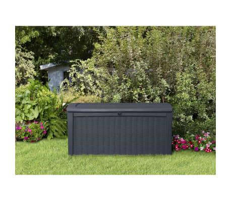 coffre de jardin borneo keter 17197731. Black Bedroom Furniture Sets. Home Design Ideas