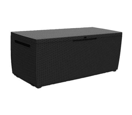 der keter capri garten truhe lagerbox 17201486 online shop. Black Bedroom Furniture Sets. Home Design Ideas
