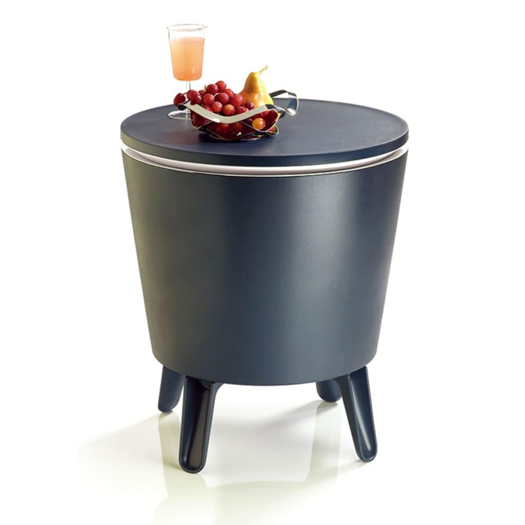 keter cool bar charcoal 17186745. Black Bedroom Furniture Sets. Home Design Ideas
