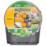 Hozelock Select tuinslang startset 25 m met slanghouder 6025P1240