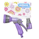 Hozelock Seasons Multi Spray Gun Set Purple 2676 8340
