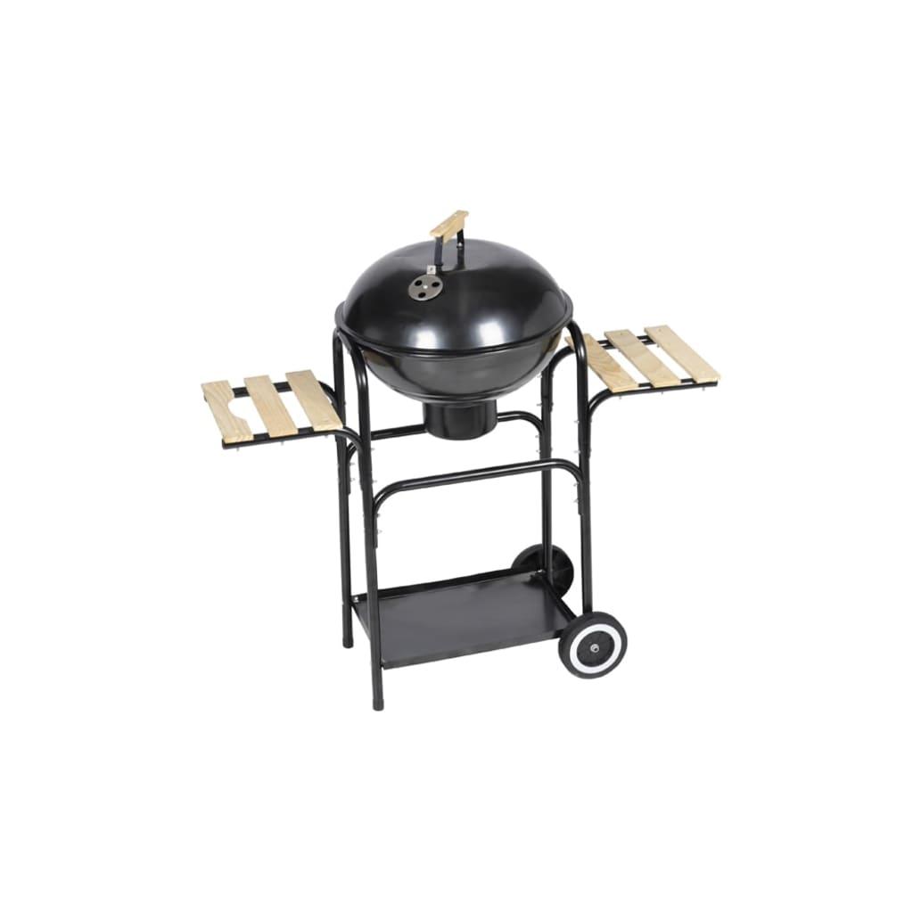 vidaXL Louisiana faszenes grill