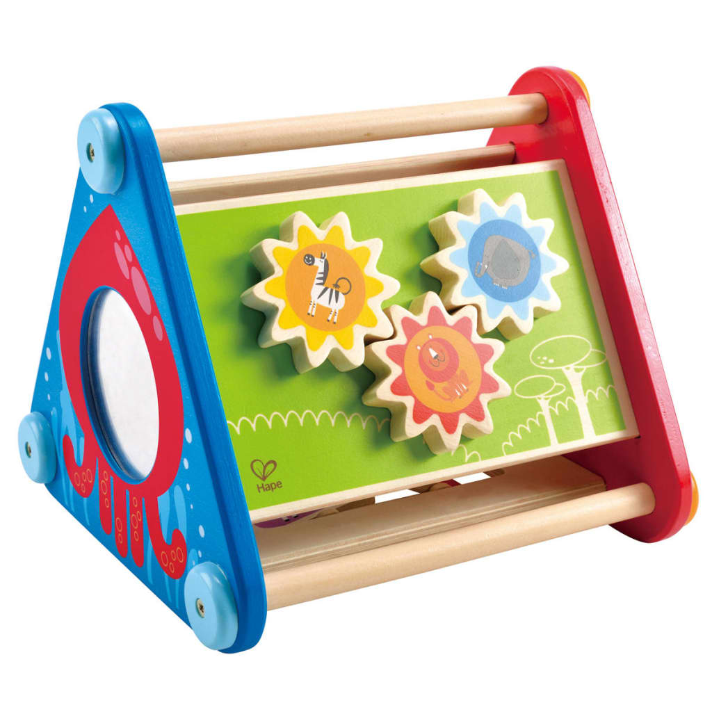 """Hape Take-Along Activity Box E0434"""