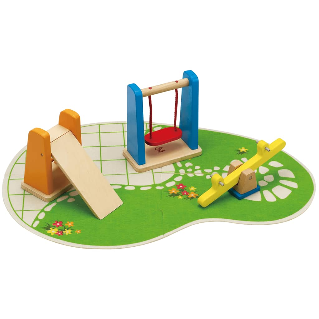 """Hape Doll's Playground E3461"""