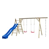 Swing King Swing Frame with Slide Noortje 7880108