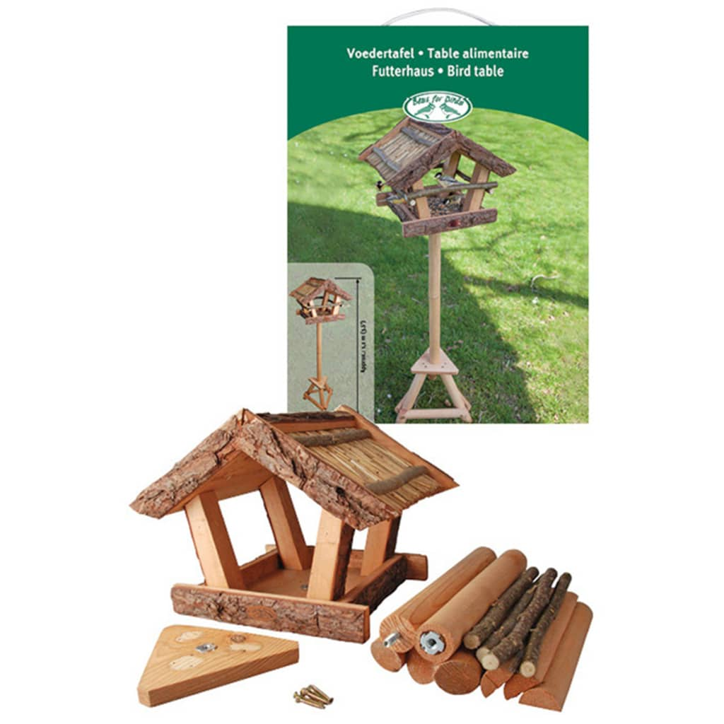 der esschert design baumrinden vogelhaus mit geschenkbox fb256 online shop. Black Bedroom Furniture Sets. Home Design Ideas