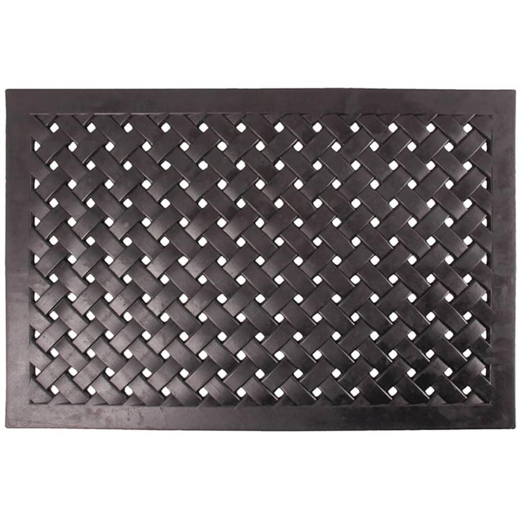 acheter paillasson rectangulaire tress en caoutchouc esschert design l rb38 pas cher. Black Bedroom Furniture Sets. Home Design Ideas
