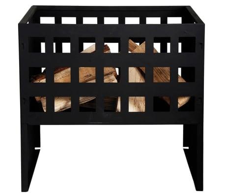 brasero rectangulaire esschert design ff88. Black Bedroom Furniture Sets. Home Design Ideas