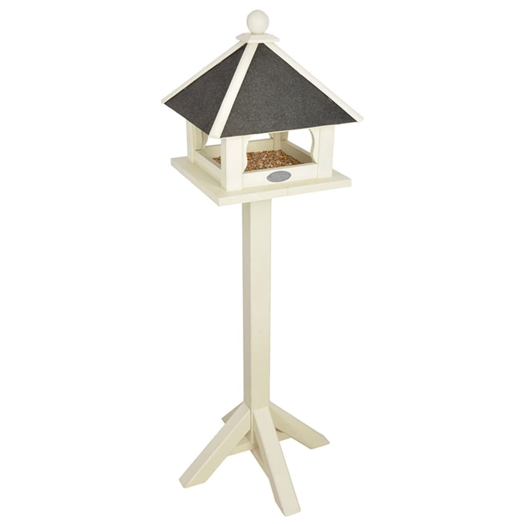 Esschert Design Bird Table White CF55W