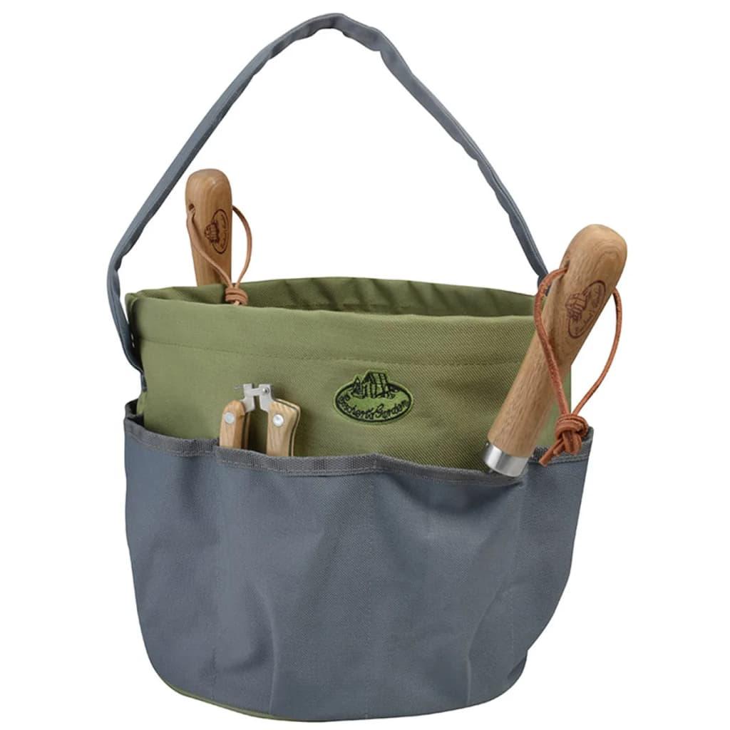 acheter sac outils de jardin rond et gris esschert. Black Bedroom Furniture Sets. Home Design Ideas