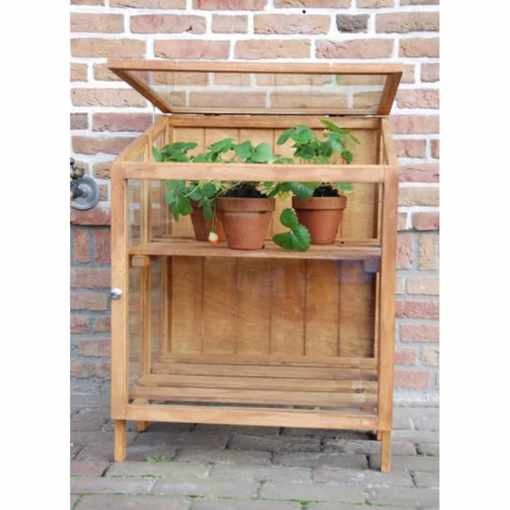 acheter petite serre en bois massif esschert design gt32. Black Bedroom Furniture Sets. Home Design Ideas