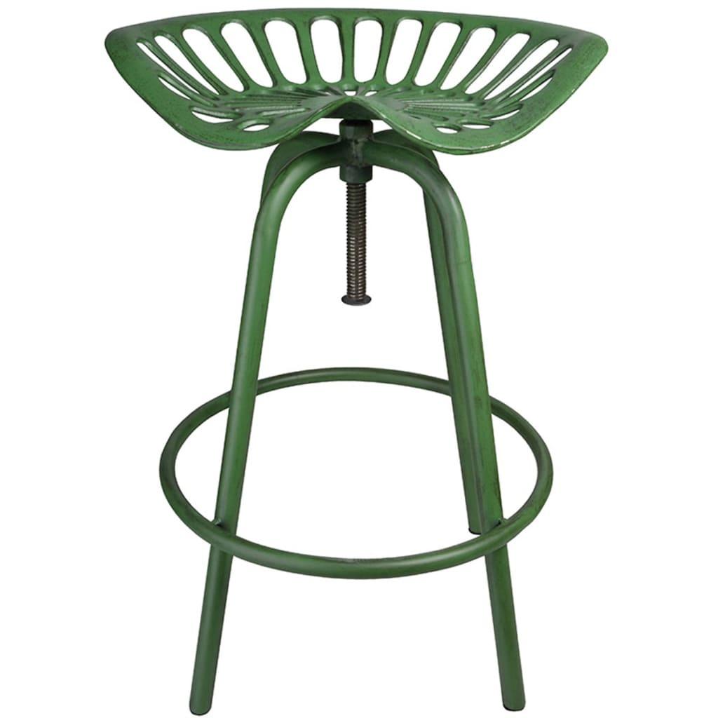 tabouret vert design si ge de tracteur esschert design ih023. Black Bedroom Furniture Sets. Home Design Ideas
