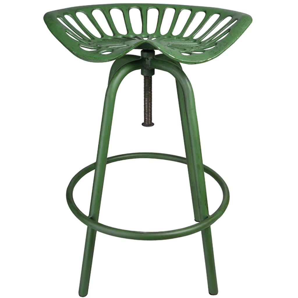 Esschert Design IH023 traktorülés szék / étkezőszék zöld