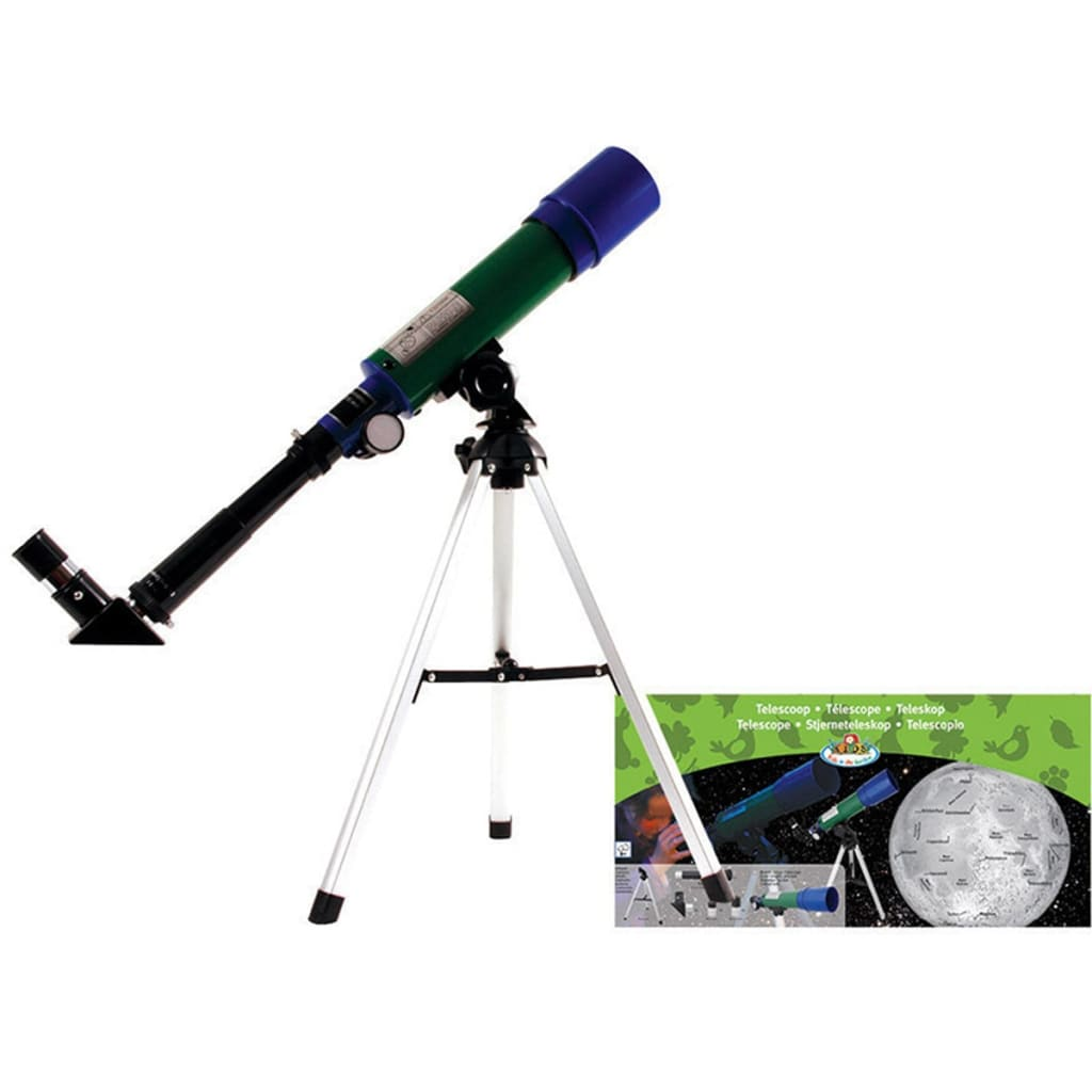 """Esschert Design 404646 Astronomical Telescope KG140"""