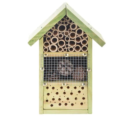 maison a insectes en kit