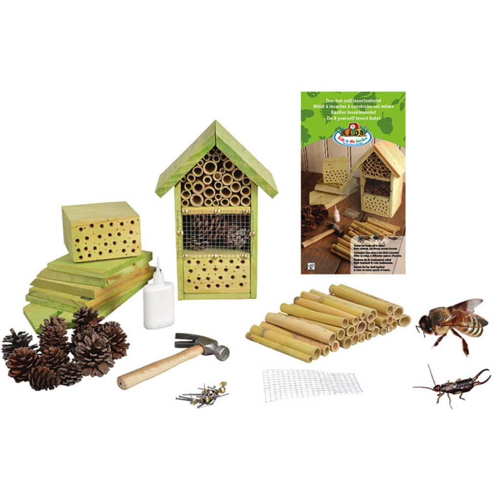 """Esschert Design Do It Yourself Insect Hotel KG153"""