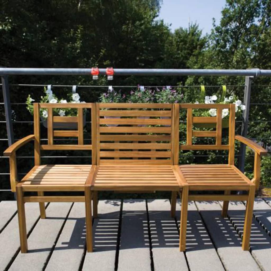 acheter banc convertible en bois esschert design bl055 pas cher. Black Bedroom Furniture Sets. Home Design Ideas