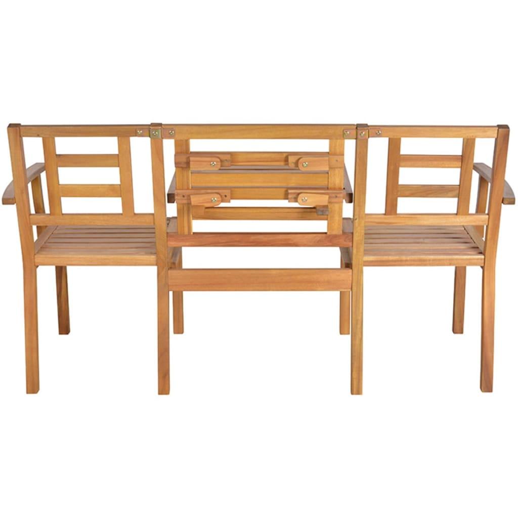 acheter banc convertible en bois esschert design bl057 pas. Black Bedroom Furniture Sets. Home Design Ideas