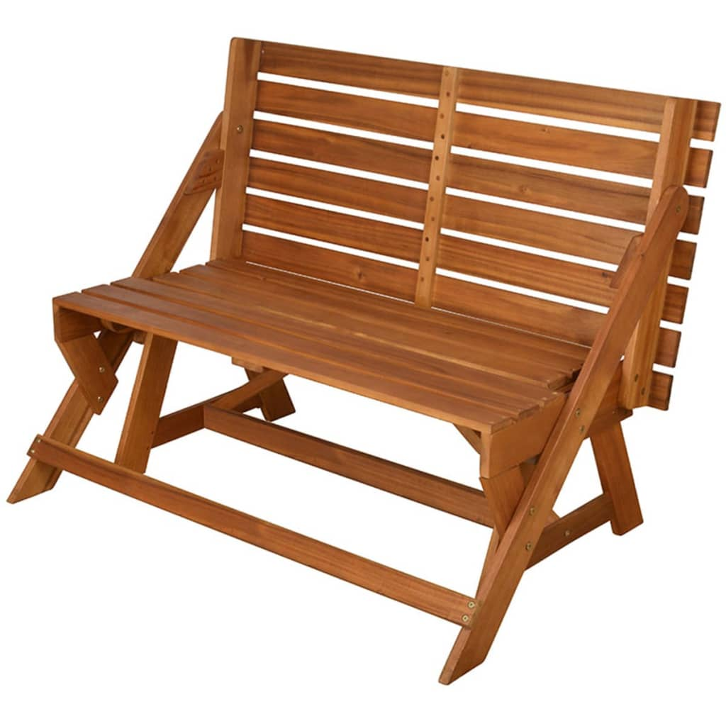 Esschert Design Convertible Bench Picnic Table Bl059