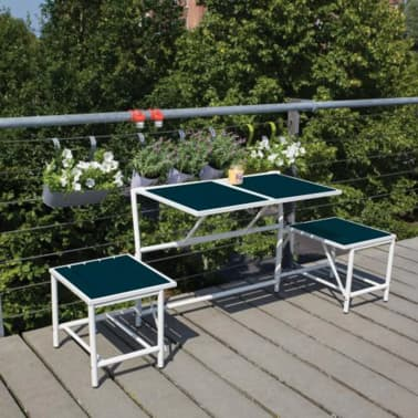 Acheter banc de jardin magique bleu esschert design bl067 for Banc de jardin design