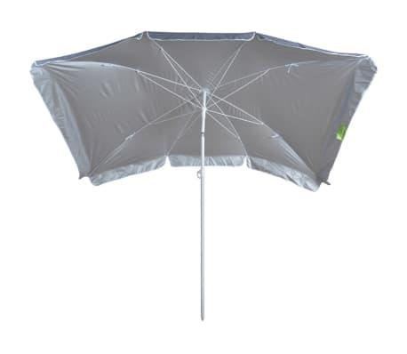 parasol gris esschert design bl068. Black Bedroom Furniture Sets. Home Design Ideas
