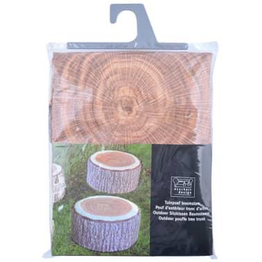 Esschert Design Outdoor Aufblasbares Sitzkissen Baumstamm BK014[2/3]