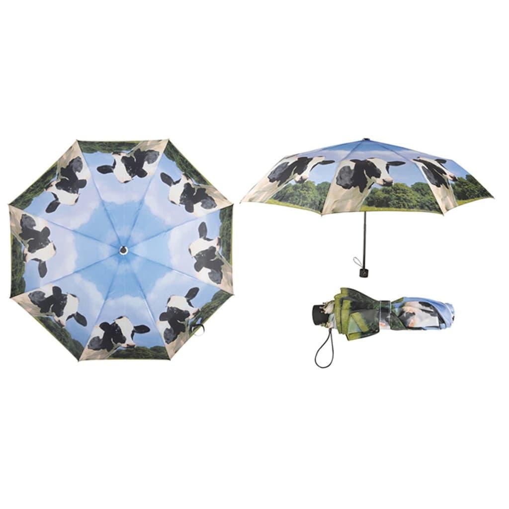 Esschert Design TP157 összecsukható tehén mintás esernyő