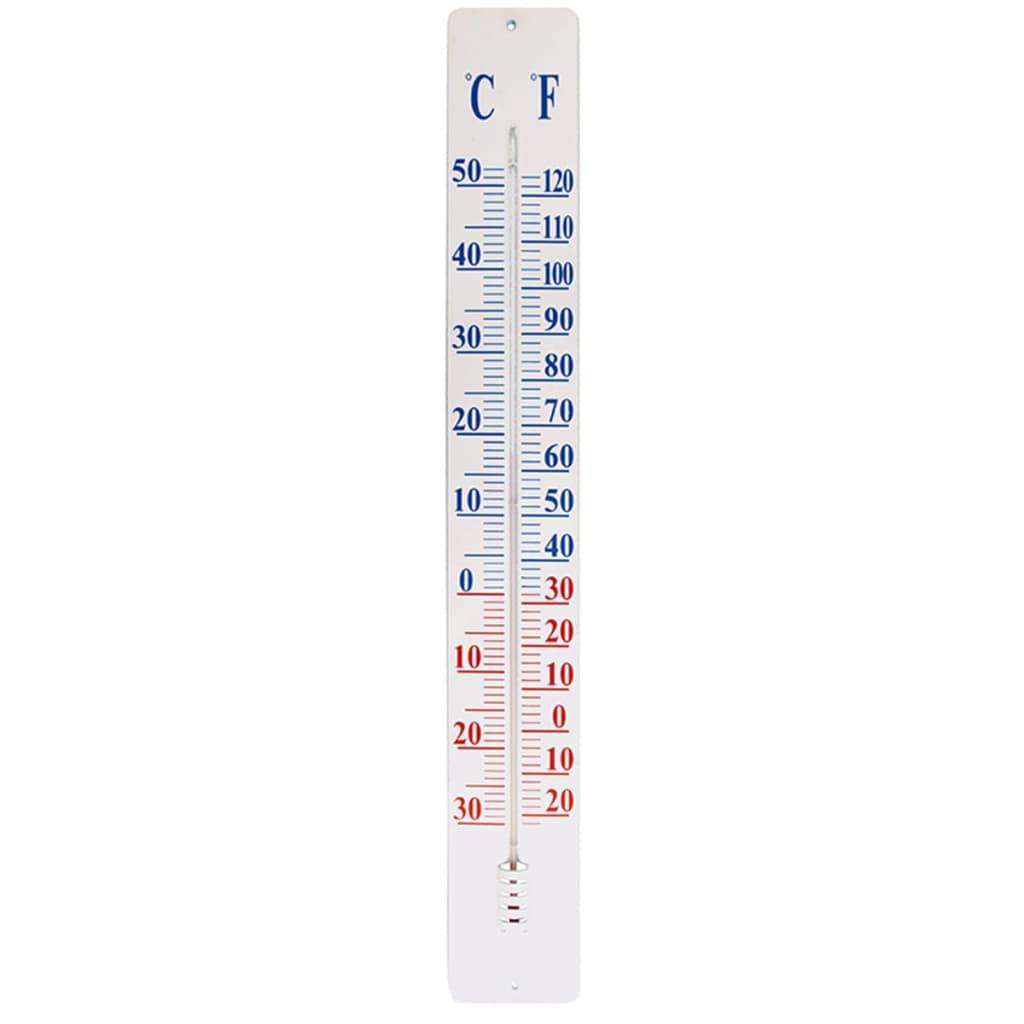 Term metro de pared de 90cm esschert design th9 - Termometro de pared ...