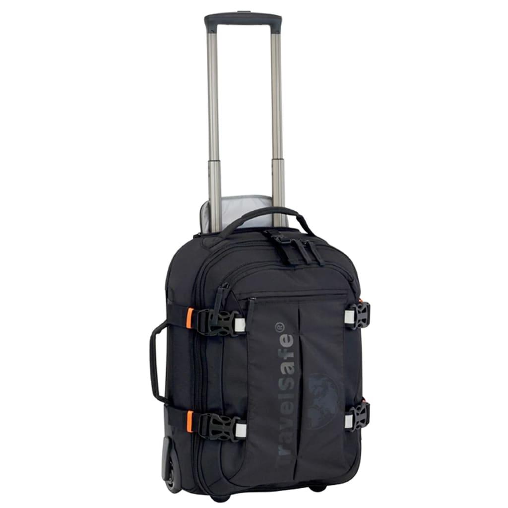 Travelsafe JFK - Reistas - 24 Liter - Zwart